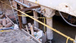Commercial Foundation Repair in Ocoee